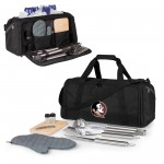 Florida State Seminoles – BBQ Kit Grill Set & Cooler, (Black)