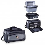 Florida State Seminoles – Vulcan Portable Propane Grill & Cooler Tote, (Black with Gray Accents)