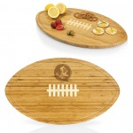Florida State Seminoles – Kickoff Football Cutting Board & Serving Tray, (Bamboo)