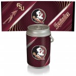 Florida State Seminoles – Mega Can Cooler, (Silver)