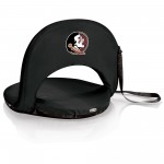 Florida State Seminoles – Oniva Portable Reclining Seat, (Black)