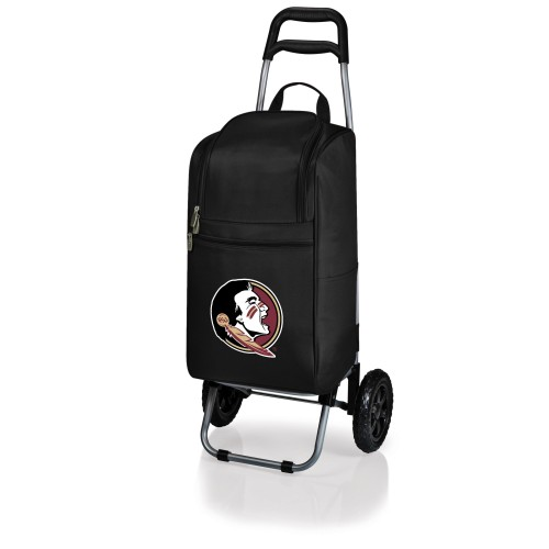 Florida State Seminoles – Rolling Cart Cooler, (Black)