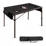 Florida State Seminoles – Travel Table Portable Folding Table, (Black)