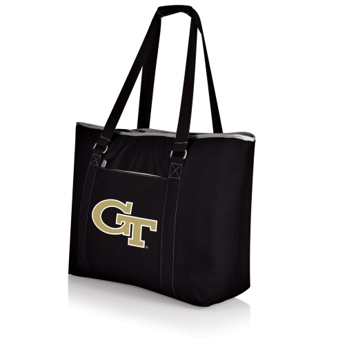 Georgia Tech Yellow Jackets – Tahoe XL Cooler Tote Bag, (Black)