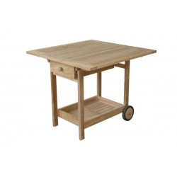 Danica Serving Table Trolley
