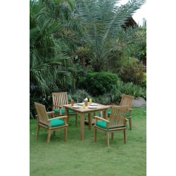 Bahama Brianna 5-pieces Dining Set