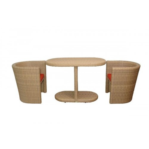 Barcelona 3-Pieces Dinette Table Set
