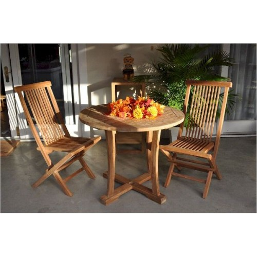 Descanso Bristol 5-Pieces Dining Set