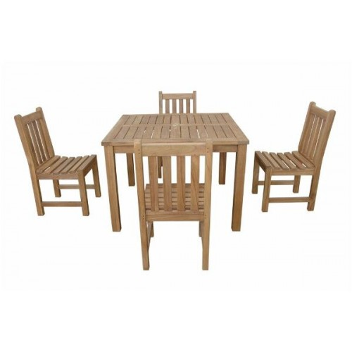Montage Braxton  5- Pices Dining Set A