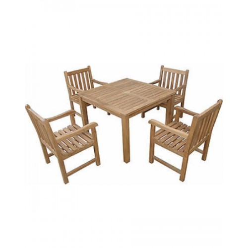 Montage Braxton  5- Pices Dining Set C