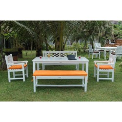 Riviera Notthingham 5-Pieces Dining Set