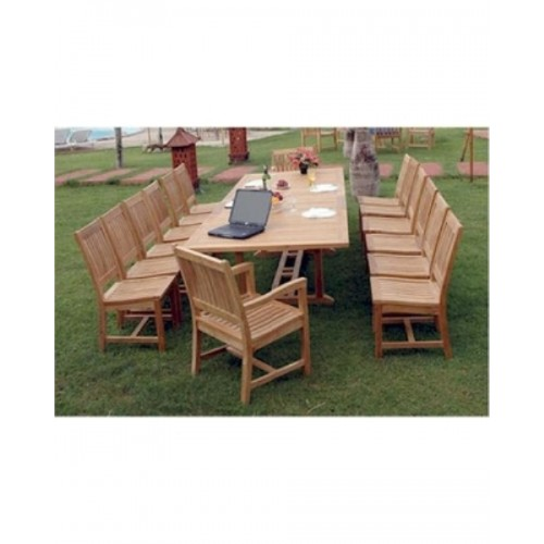 Valencia Classic 13-Pieces Dining Set