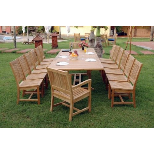 Valencia Rialto 13-Pieces Dining Set