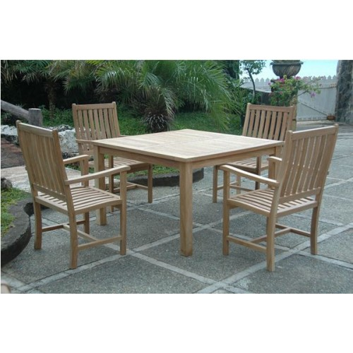Windsor Wilshire 5-Pieces Dining Set