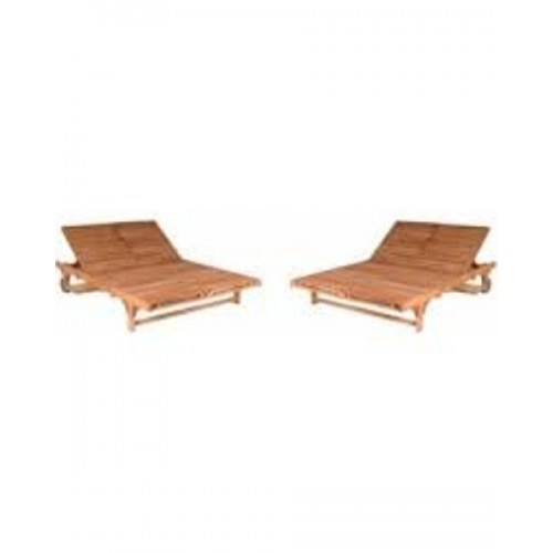Bel-Air Double Back Lounger 2-Pieces Set