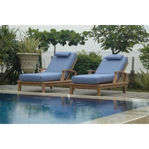 Brianna Sun Lounger 4-Pieces Set
