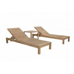 South Bay Glenmore 3-Pieces Lounger Set
