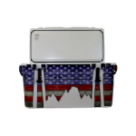 Cordova Journey (88Q) USA Flag Color Cooler