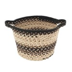Black Mist Ultra Durable Braided Basket