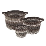 Midnight Moon Ultra Durable Braided Basket