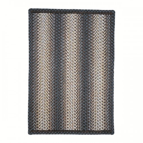 "Homespice Decor 20 x 30"" Rect. Woodland Ultra Durable Braided Slim"