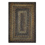 Black Forest Ultra Durable Braided Rugs