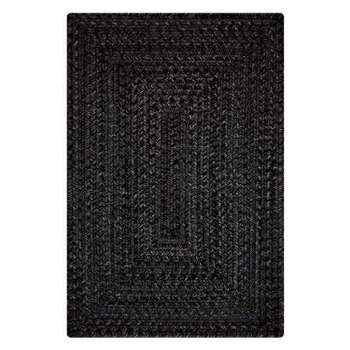 Black Ultra Durable Braided Rugs