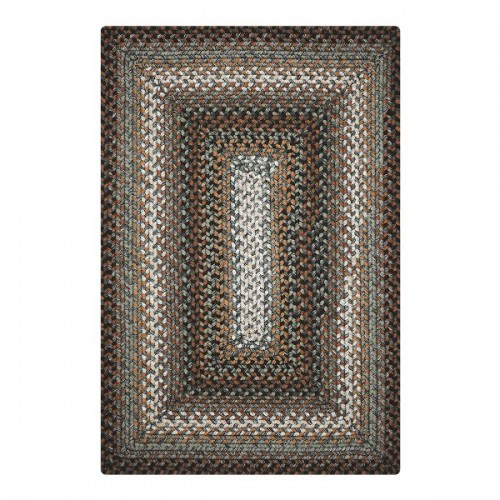 Midnight Moon Ultra Durable Braided Rugs