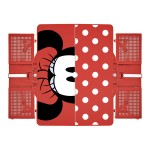 MINNIE MOUSE – PICNIC TABLE PORTABLE FOLDING TABLE WITH SEATS