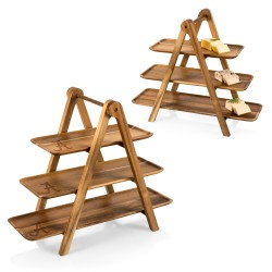 ALABAMA – 3 TIERED SERVING LADDER