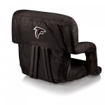 ATLANTA FALCONS – VENTURA PORTABLE RECLINING STADIUM SEAT