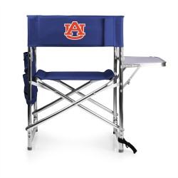 AUBURN TIGERS – SPORTS CHAIR, (NAVY BLUE)