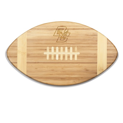 BOSTON COLLEGE EAGLES – FOOTBALL CUTTING BOARD