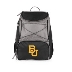 BAYLOR BEARS – BACKPACK COOLER, (BLACK WITH GRAY ACCENTS)