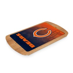 CHICAGO BEARS – BILLBOARD GLASS TOP SERVING TRAY