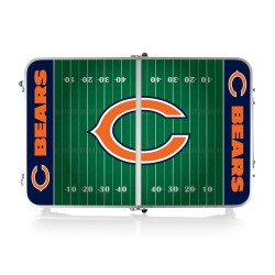CHICAGO BEARS – CONCERT TABLE MINI PORTABLE TABLE