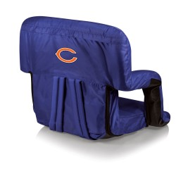 CHICAGO BEARS – VENTURA PORTABLE RECLINING STADIUM SEAT