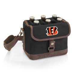 CINCINNATI BENGALS – BEER CADDY COOLER TOTE WITH OPENER