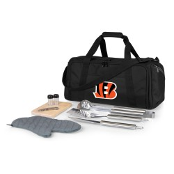 CINCINNATI BENGALS – BBQ KIT GRILL SET & COOLER