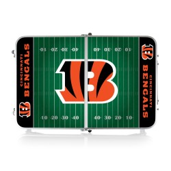 CINCINNATI BENGALS – CONCERT TABLE MINI PORTABLE TABLE