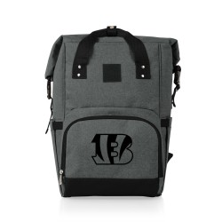 CINCINNATI BENGALS – ON THE GO ROLL-TOP COOLER BACKPACK