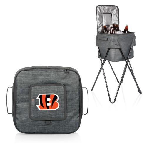CINCINNATI BENGALS – CAMPING PARTY COOLER WITH STAND