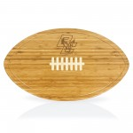 BOSTON COLLEGE EAGLES – KICKOFF FOOTBALL CUTTING BOARD & SERVING TRAY, (BAMBOO)