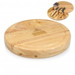 CLEVELAND BROWNS – CIRCO CHEESE CUTTING BOARD & TOOLS SET