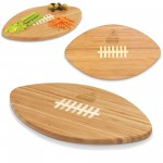 CLEVELAND BROWNS – TOUCHDOWN! FOOTBALL CUTTING BOARD & SERVING TRAY