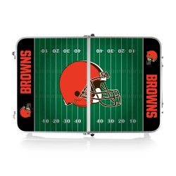 CLEVELAND BROWNS – CONCERT TABLE MINI PORTABLE TABLE