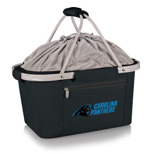 CAROLINA PANTHERS – METRO BASKET COLLAPSIBLE COOLER TOTE
