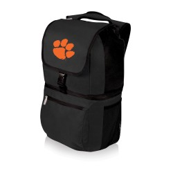 CLEMSON TIGERS – ZUMA BACKPACK COOLER, (BLACK)