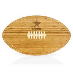 DALLAS COWBOYS – KICKOFF FOOTBALL CUTTING BOARD & SERVING TRAY