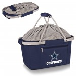 DALLAS COWBOYS – METRO BASKET COLLAPSIBLE COOLER TOTE